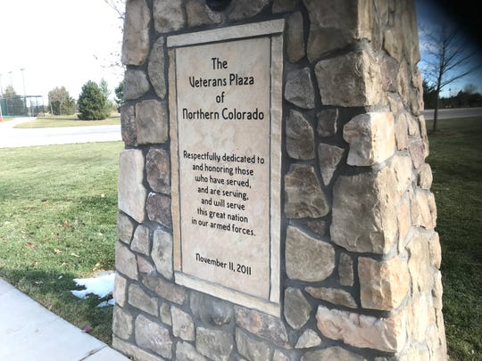 Veterans Plaza of Northern Colorado at Spring Canyon Community Park opened in 2011.