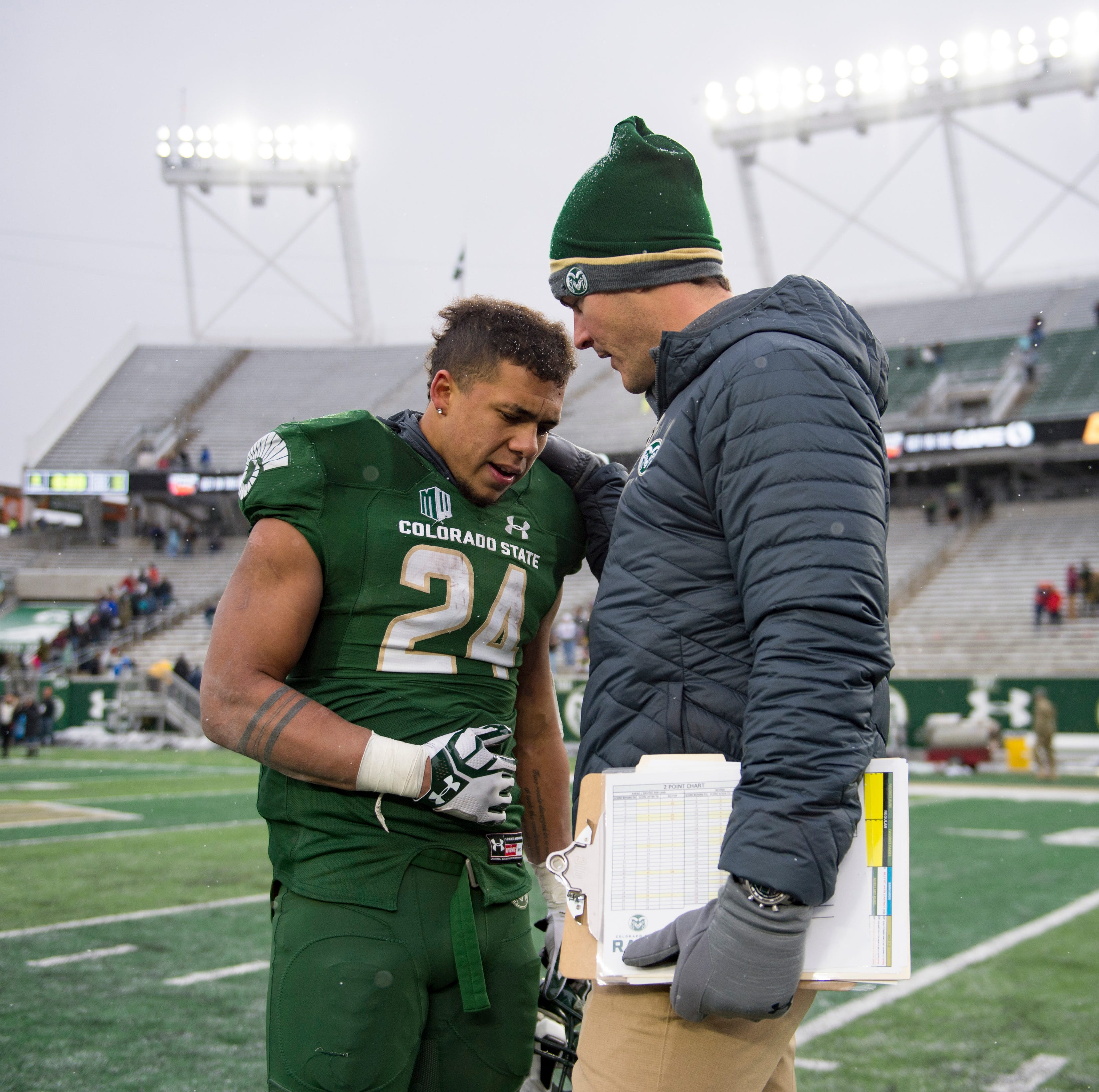 CSU football earns a 'B' in heart-breaking loss to No. 14 Utah State