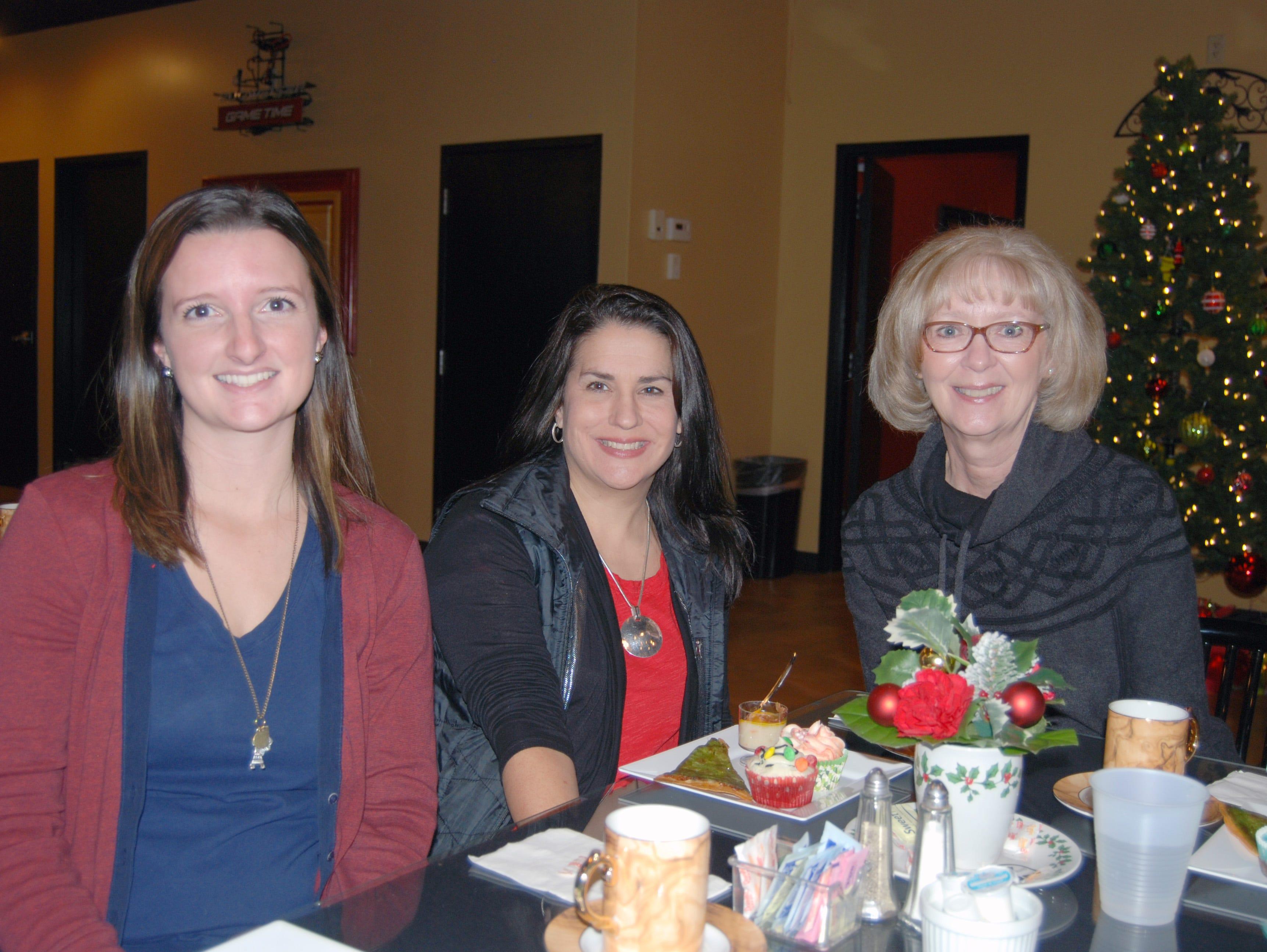 Dana, Janna and Rhonda McCormick