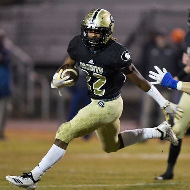 Greer's Dre Williams and the Yellow Jackets host York in the second round of the Class AAAA football playoffs