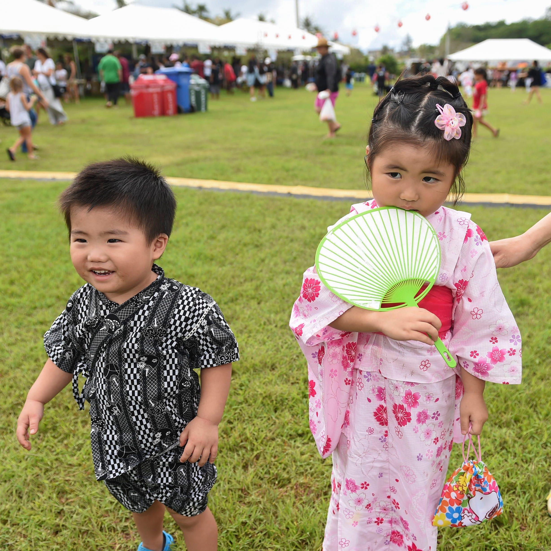 Annual Japan Autumn Festival draws thousands