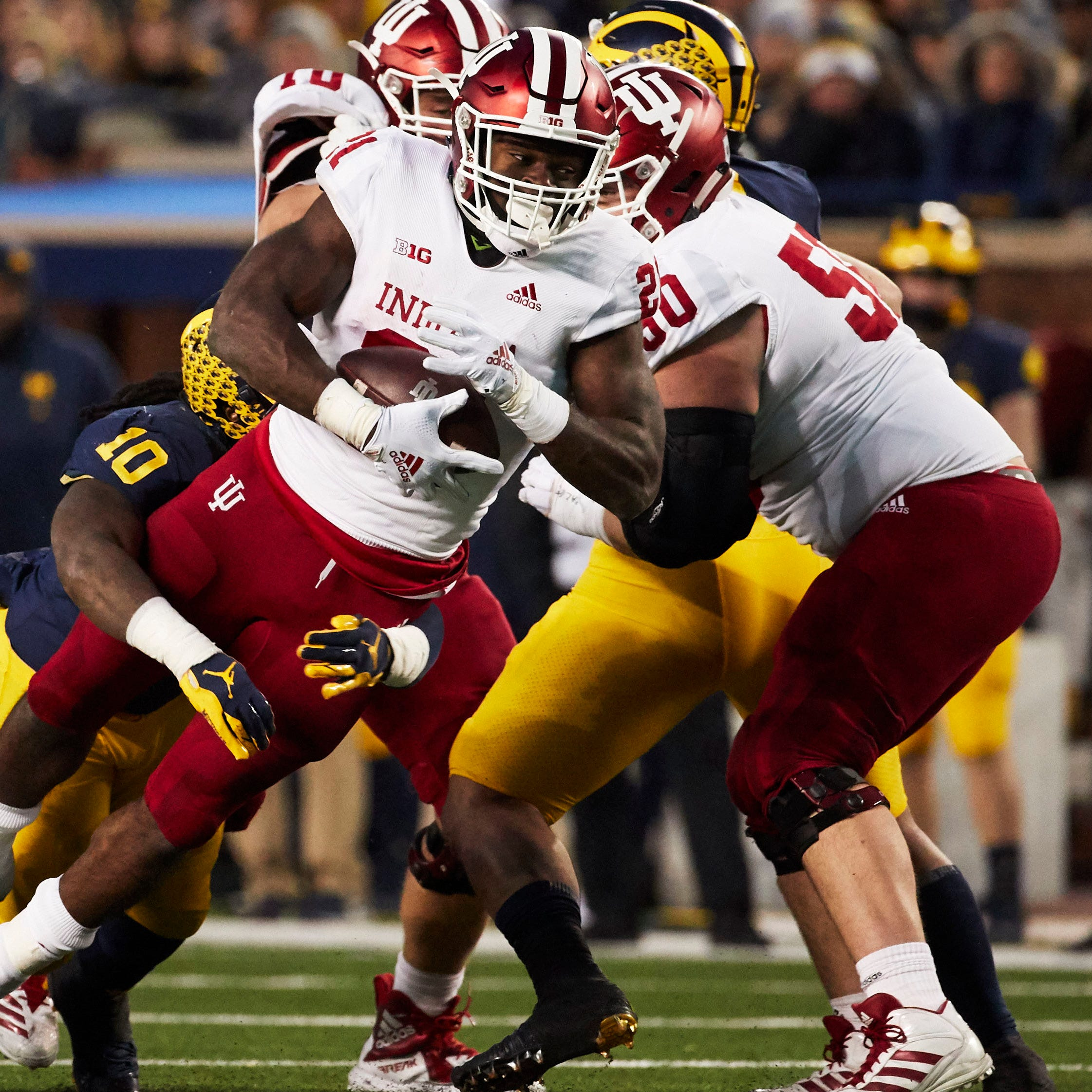 Buzzer breakdown: IU football falls to No. 4 Michigan, will play for bowl bid vs. Purdue