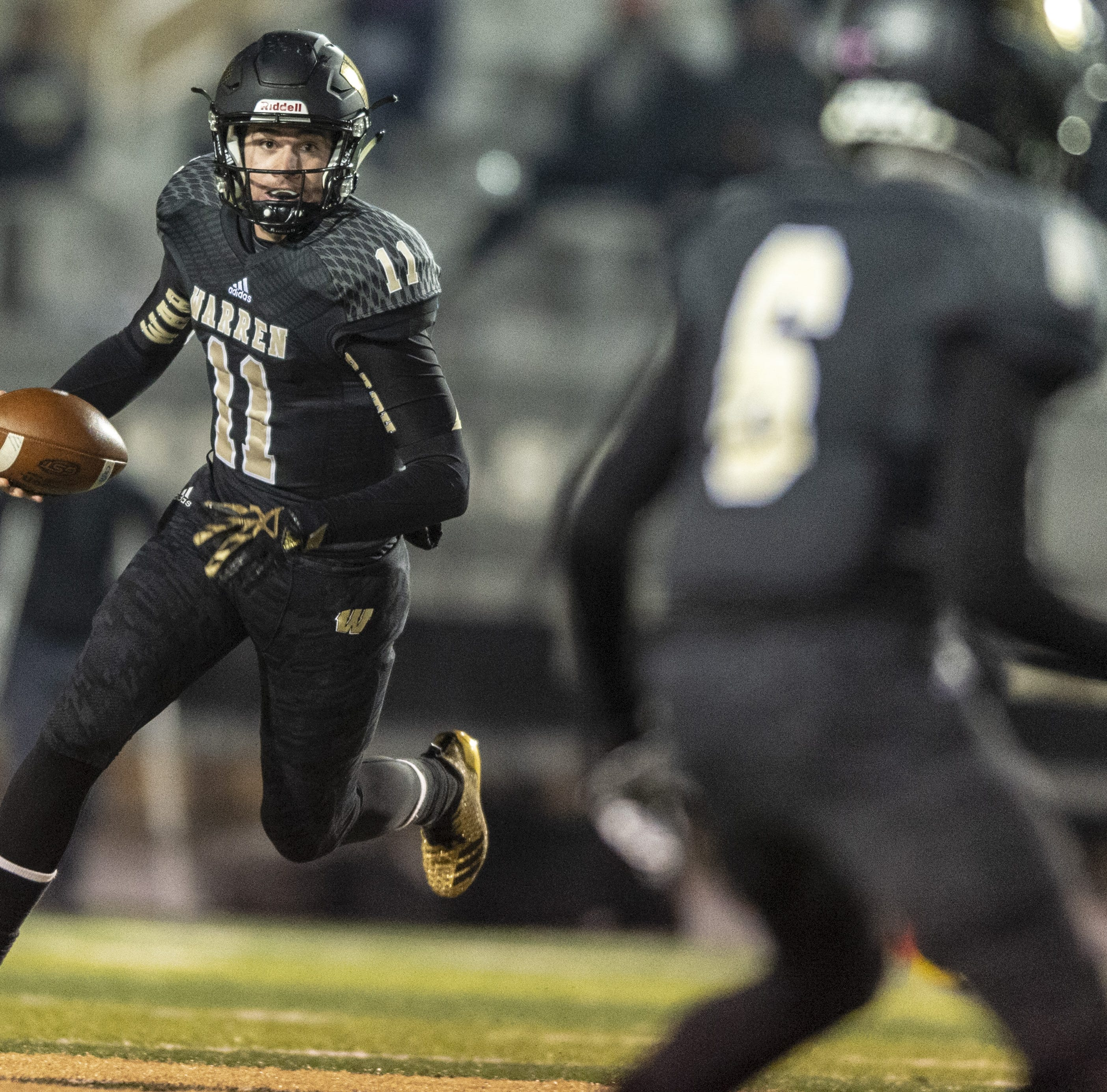 Warren Central QB Jayden George accepts preferred walk-on spot at Alabama