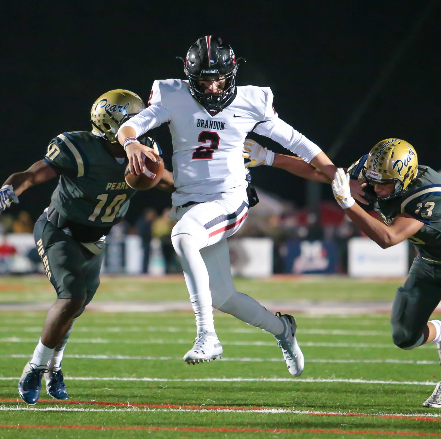 Brandon quarterback Will Rogers commits to Mississippi State