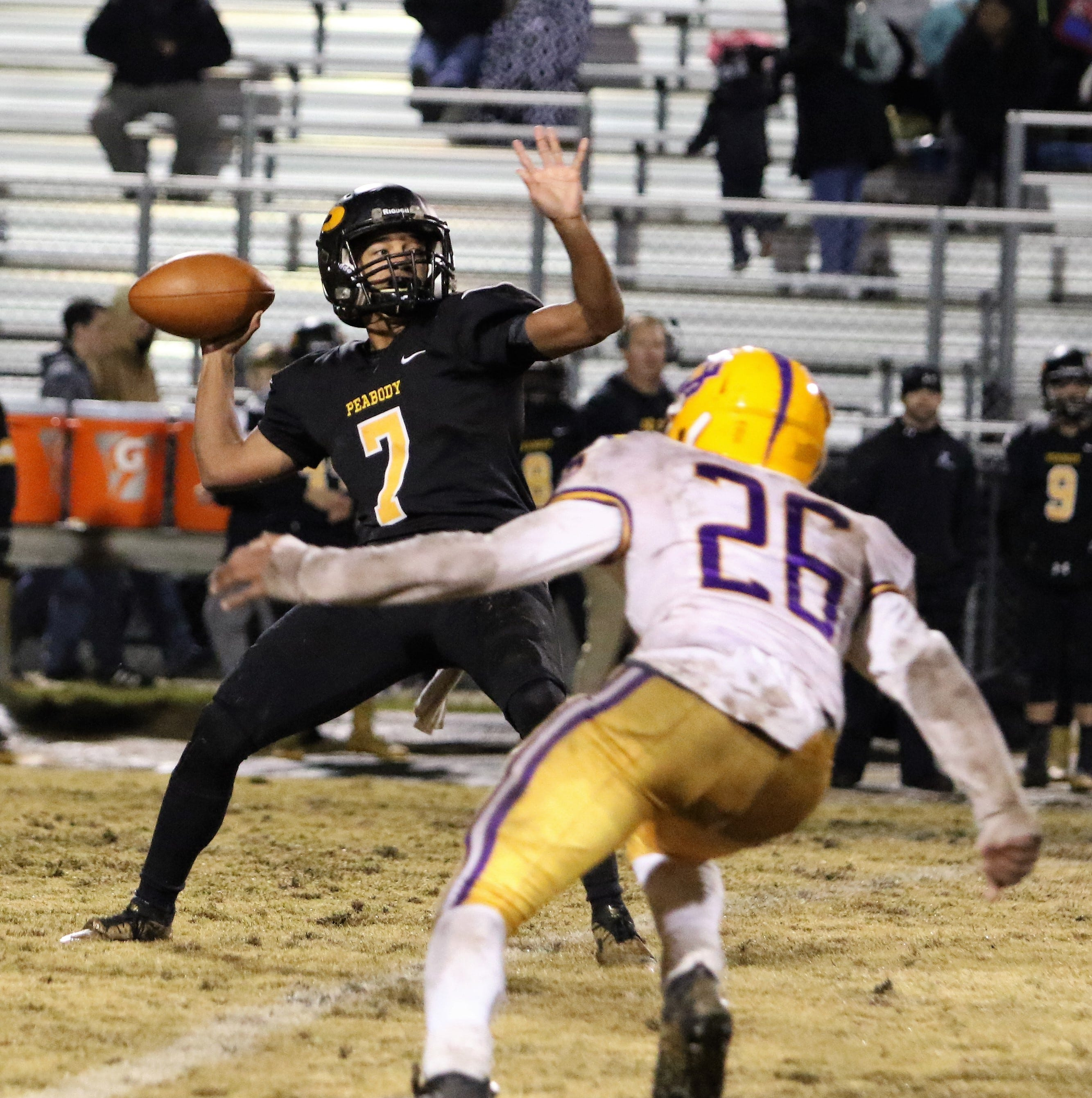 High school football semifinal preview: Peabody vs. Waverly