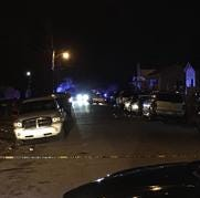 Police search for suspect after man dies in shooting