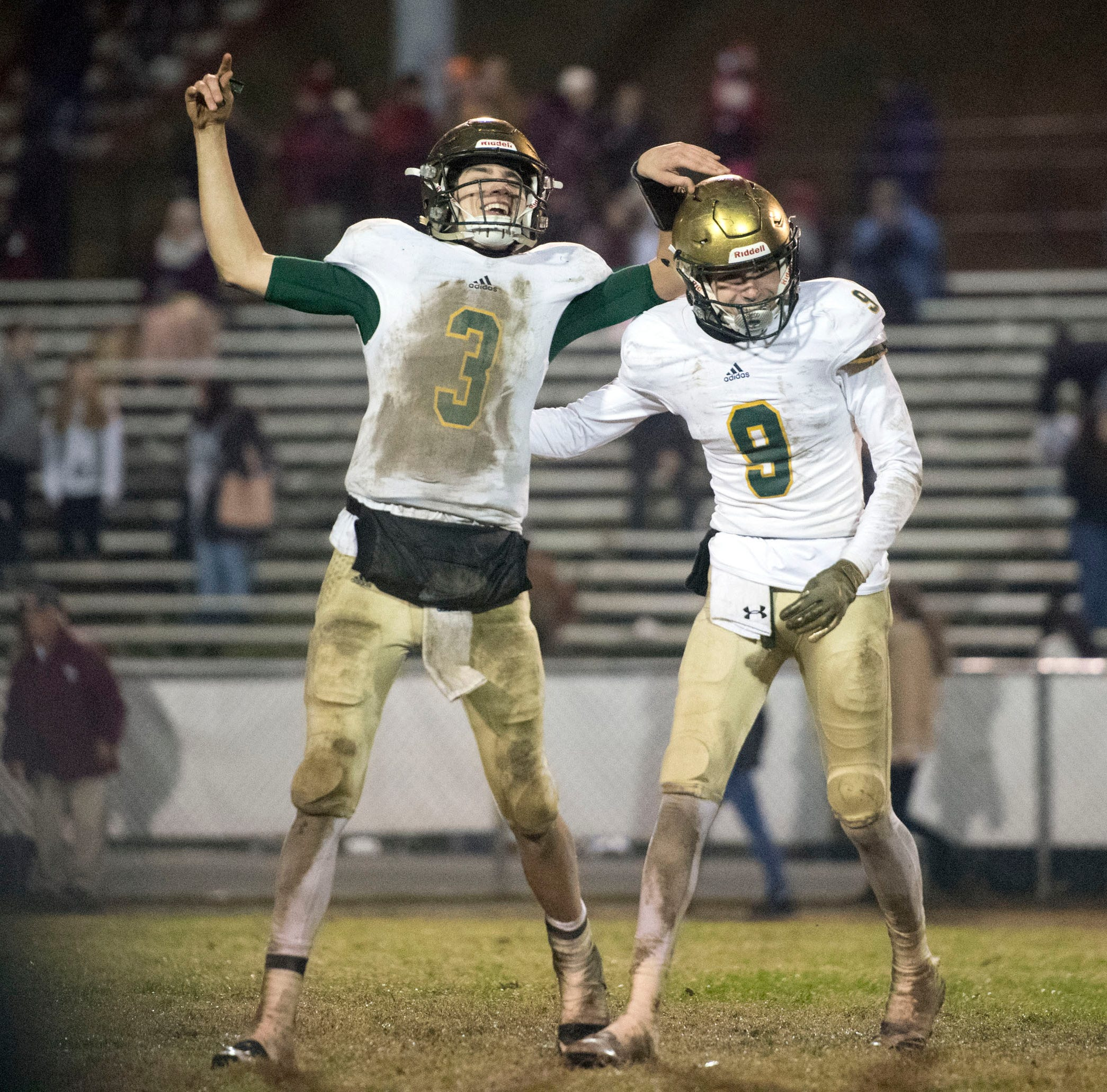Butch Jones' son helps Catholic pull off huge comeback vs Oak Ridge in Class 5A quarterfinals