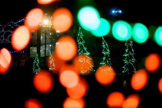 Kns Winterfest Lights