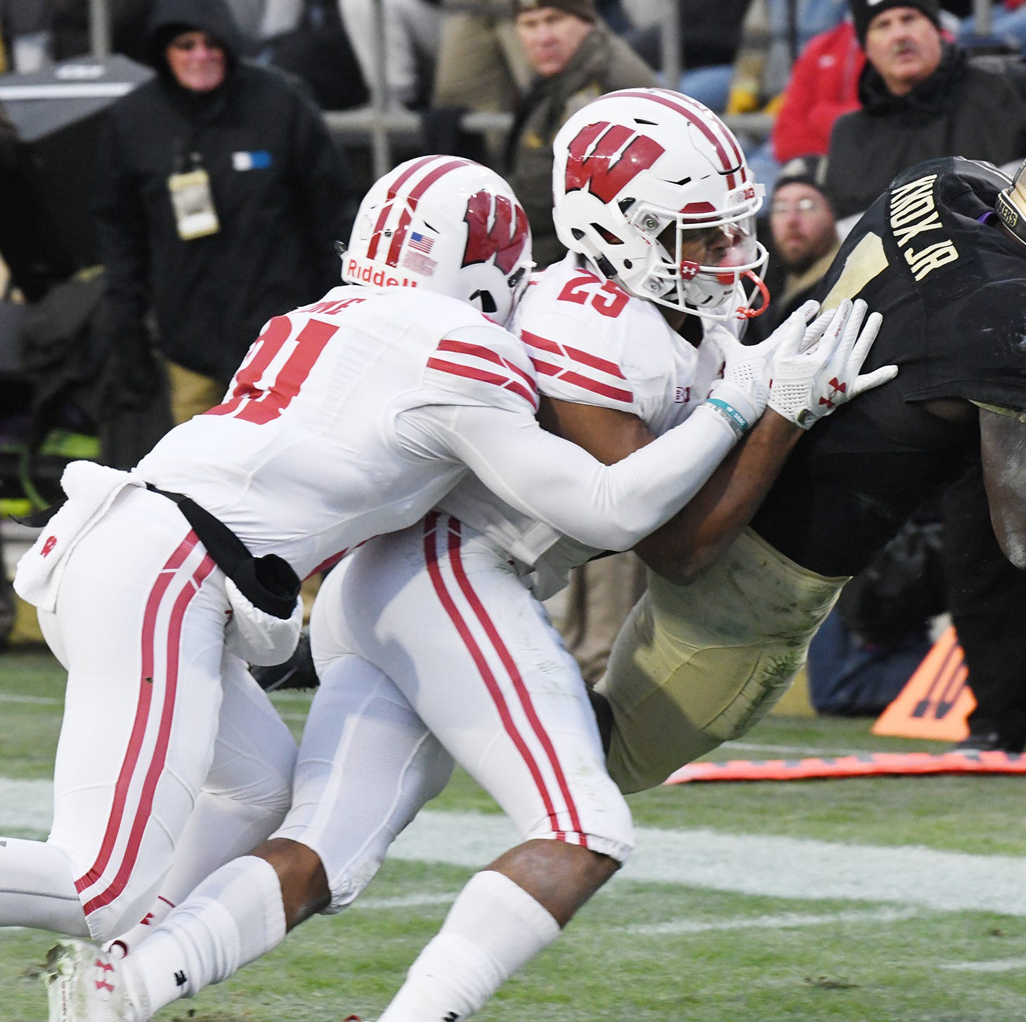 Wisconsin 47, Purdue football 44, 3 OT's | 5 takeaways