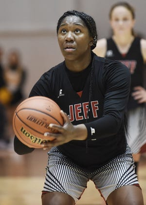Kiara Lewis and Lafayette Jeff get another  shot at Zionsville in their Class 4A girls basketball sectional opener.