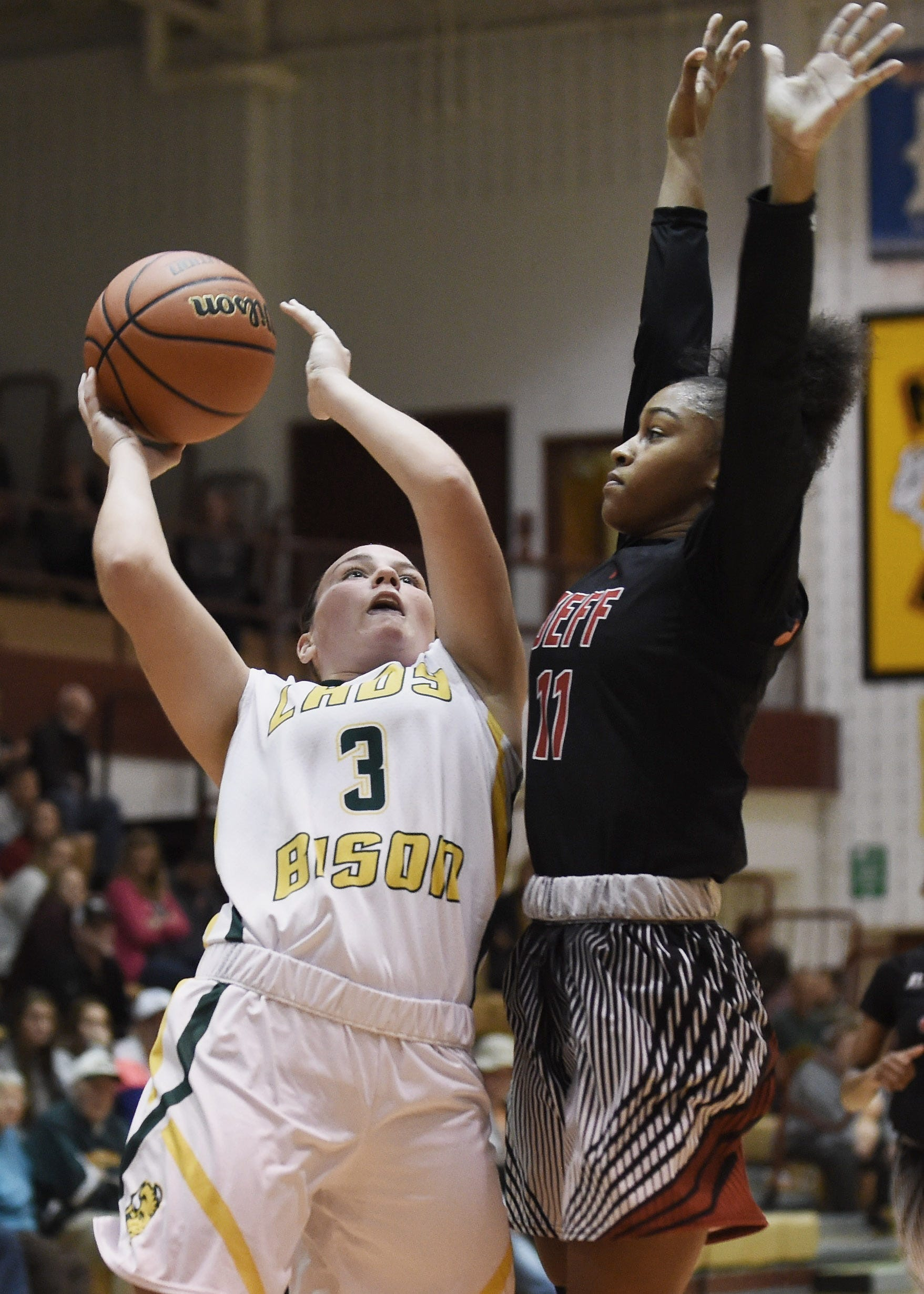 Cassidy Minniear has helped Benton Central to a 23-4 record and a second straight sectional title.