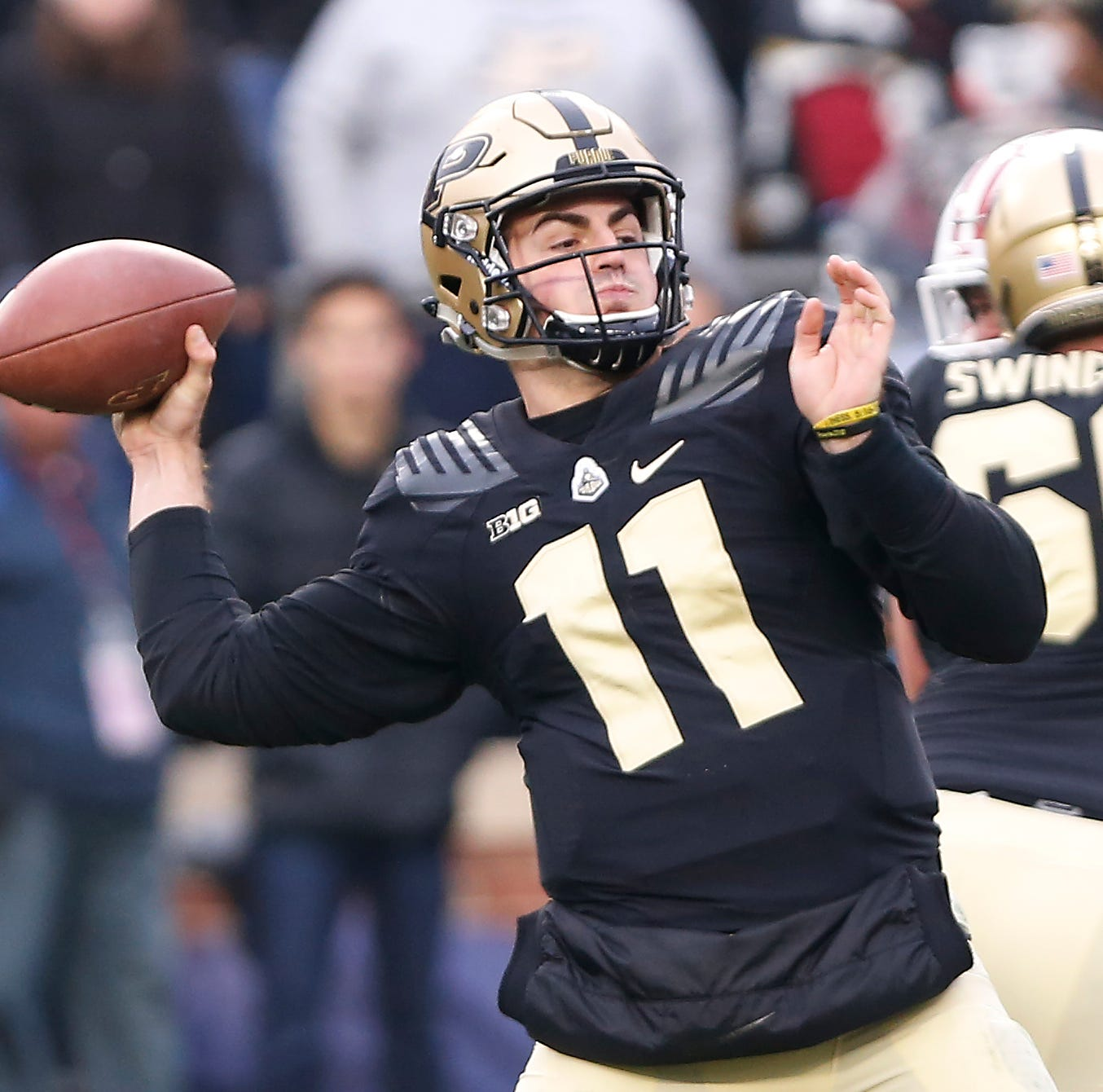 Purdue 27, Wisconsin 20, 4th | Live updates