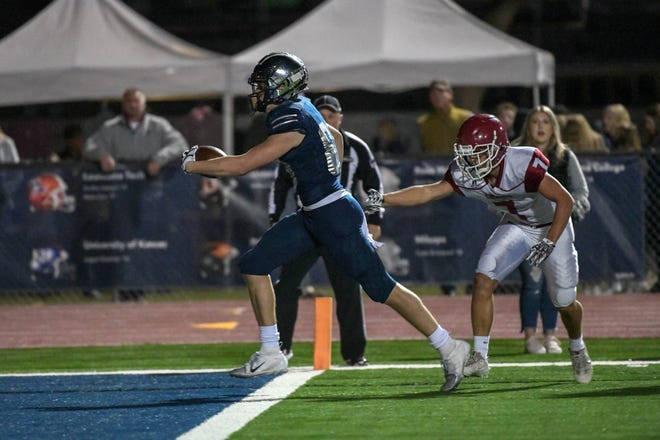St. Thomas More defeated E.D. White, 56-7, on Friday, Nov. 16, 2018, in the Division II quarterfinals.