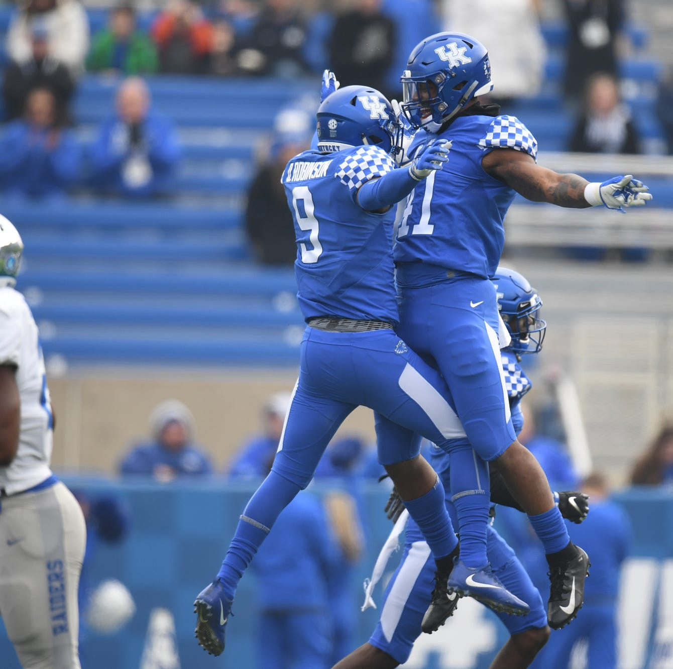 Could Kentucky football still make a New Year's Six bowl game?