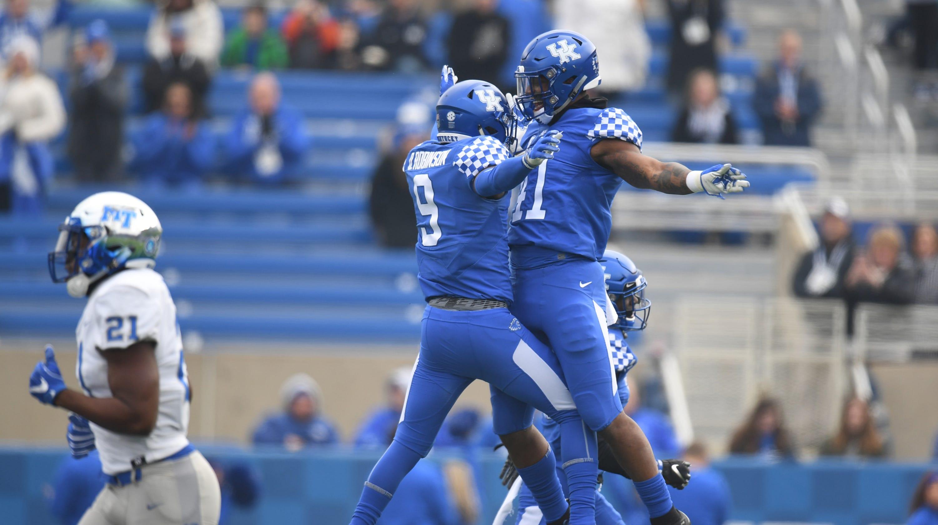 Kentucky Wildcats Football | Bleacher Report | Latest News ...