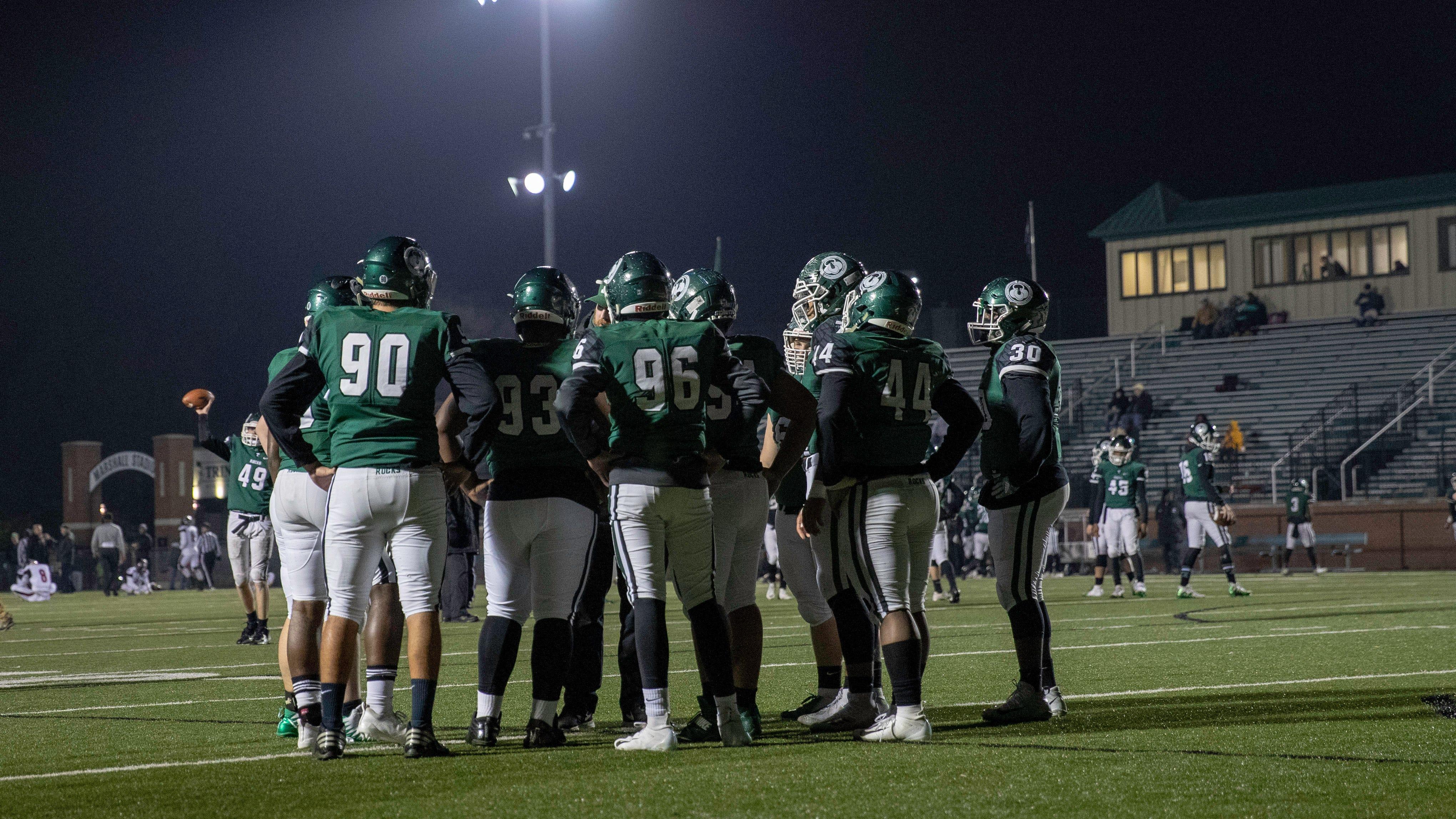 kentucky high school football: trinity advances over ballard