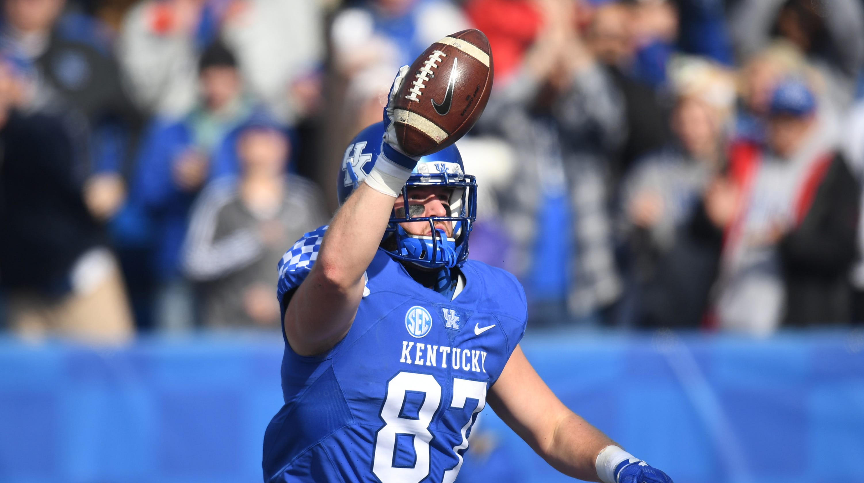 Could UK football really have a dozen players in the 2019 NFL draft  8814c7021