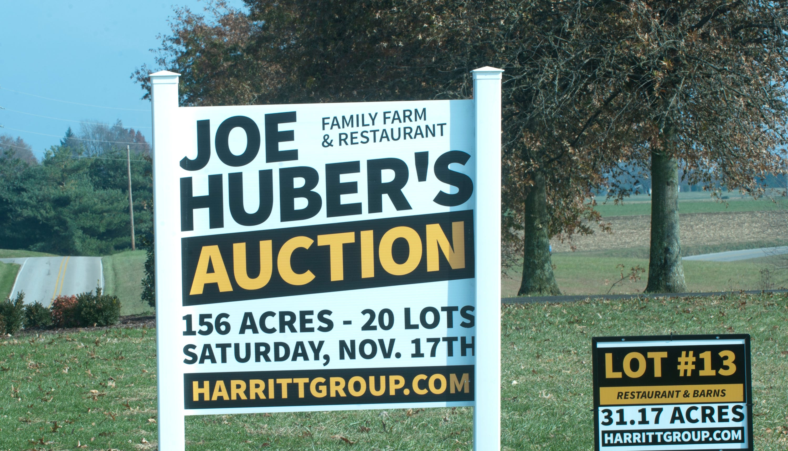 'I'm in shock': Huber's Restaurant will stay in business after auction
