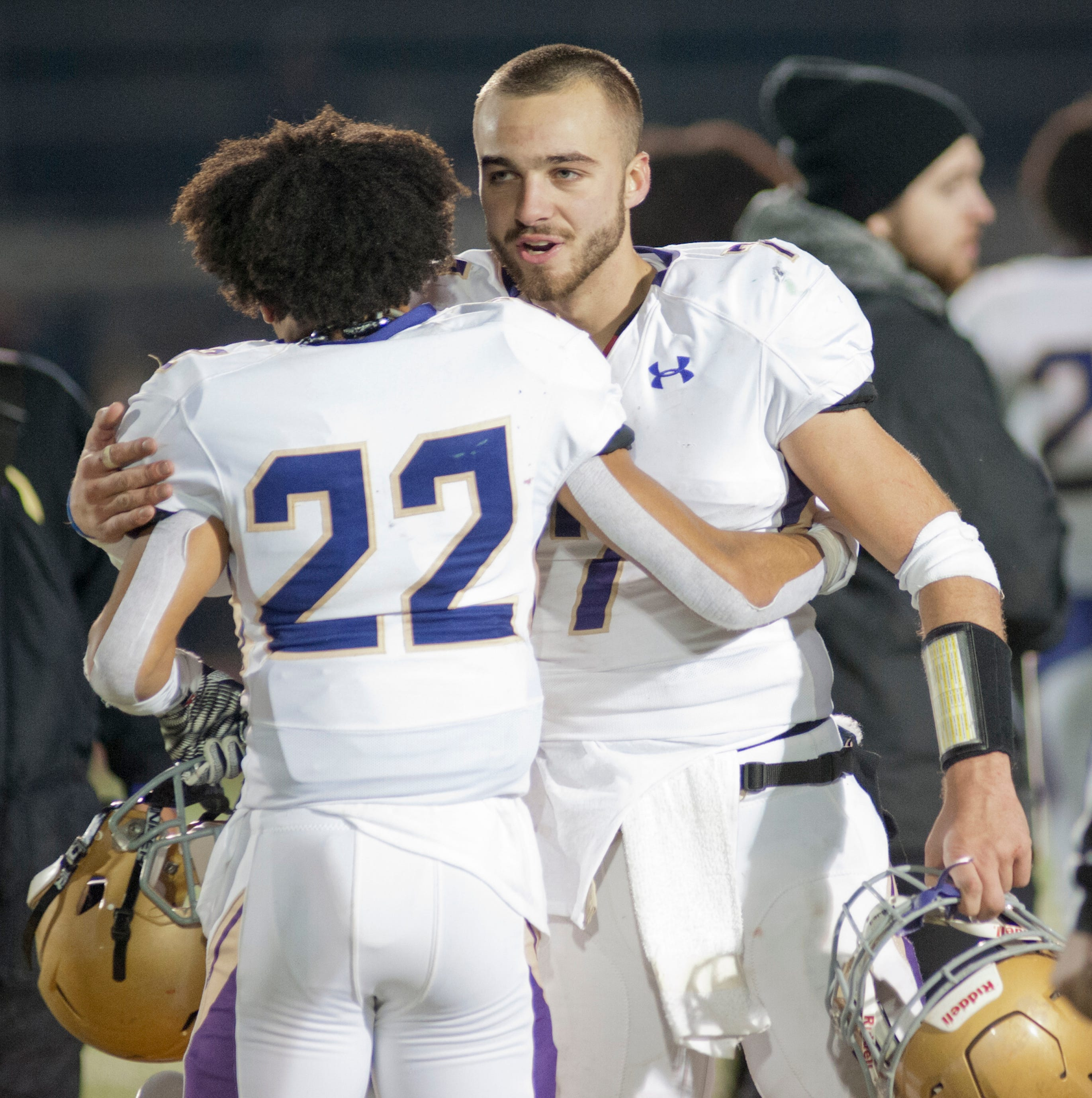 Pairings set for Kentucky high school football state semifinals, finals