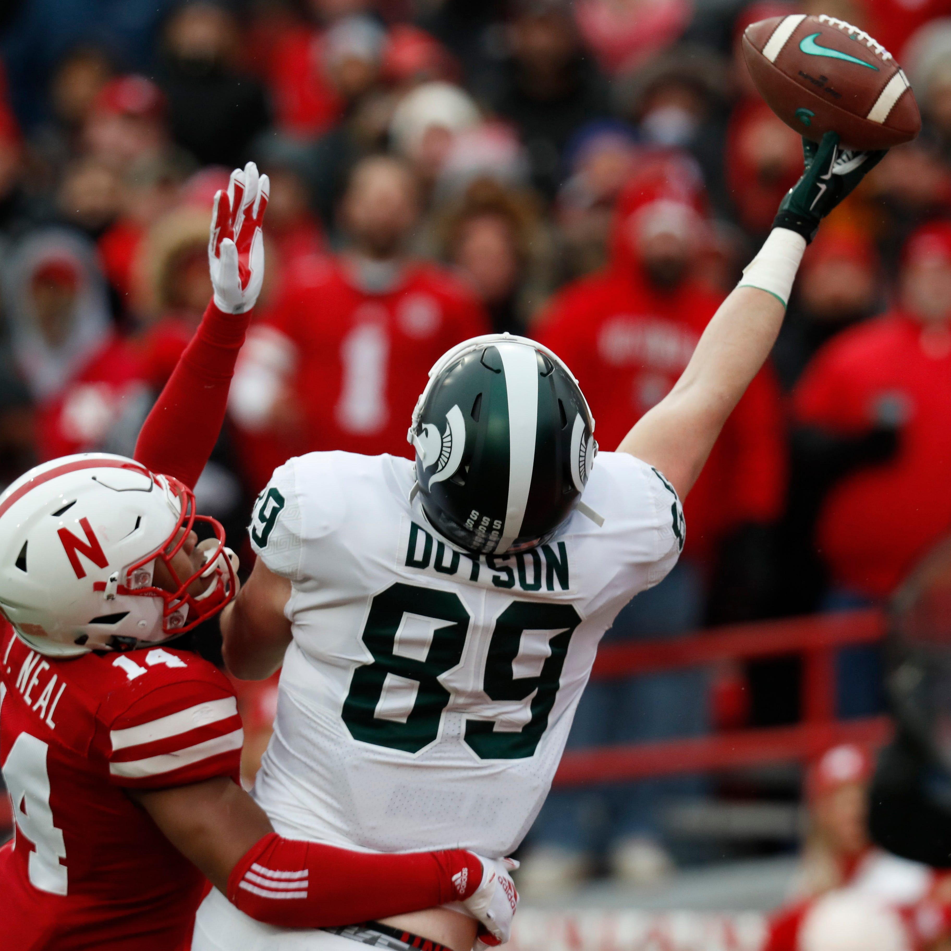 Couch: 3 quick takes on Michigan State's 9-6 loss at Nebraska