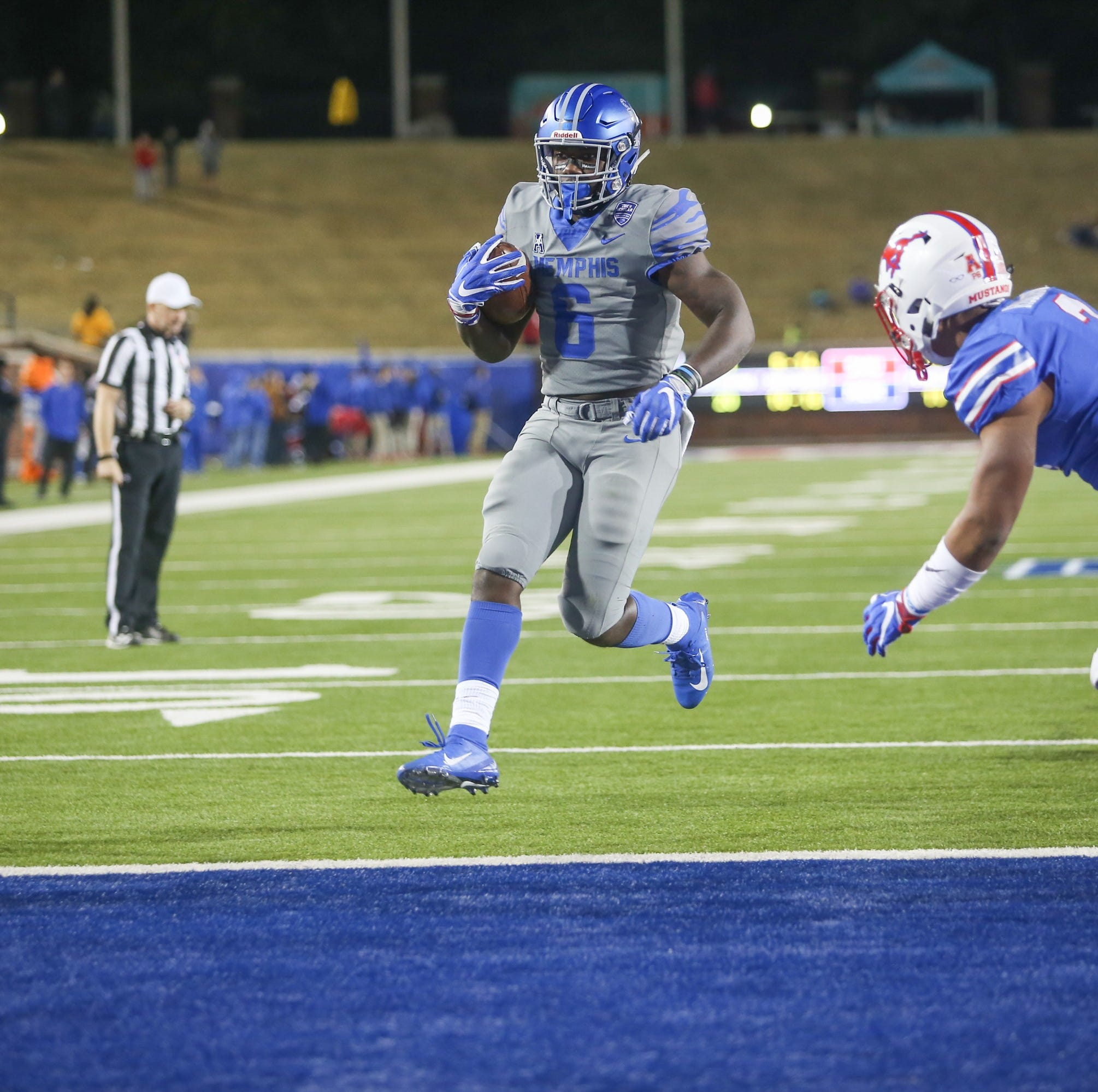 Memphis 28, SMU 18: 5 things we learned as Tigers need one more win for AAC West title