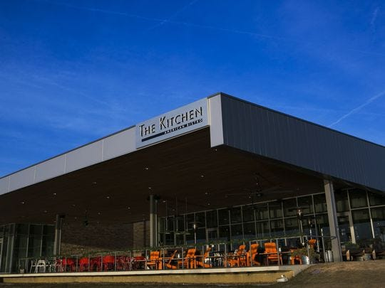 The Kitchen is located at Shelby Farms Park, at 415 Great View East, Suite 101. The restaurant will close on Dec. 30.