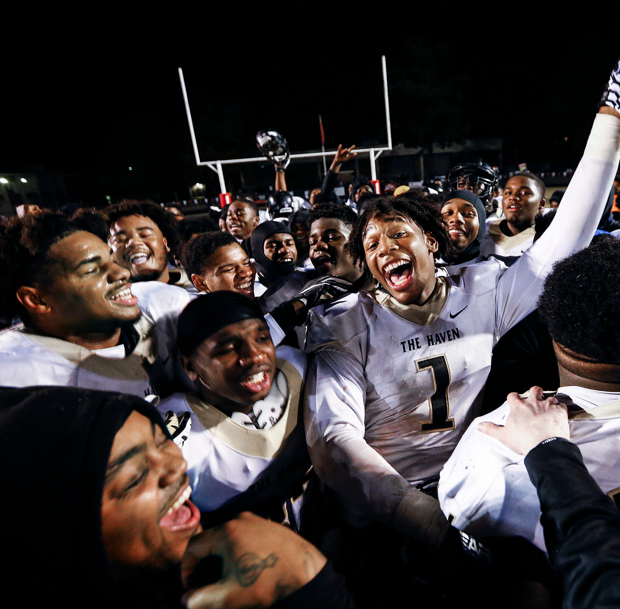 Whitehaven football blanks Germantown, advances to fifth straight semifinal appearance