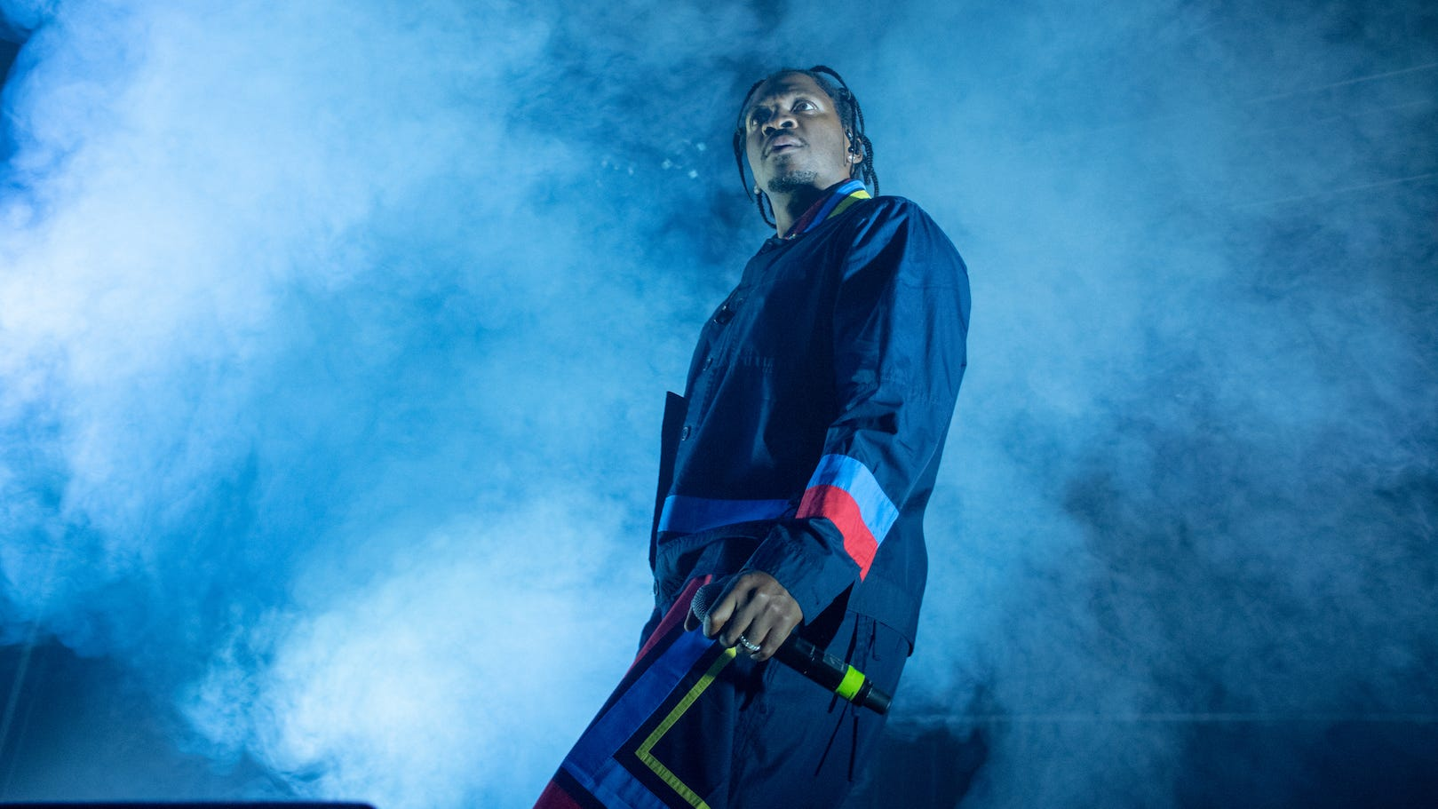 Pusha T celebrates 'rap album of the year' in Milwaukee — with a short, disappointing show