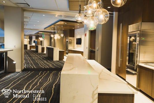 Northwestern Mutual Club Lounges 11 16 18
