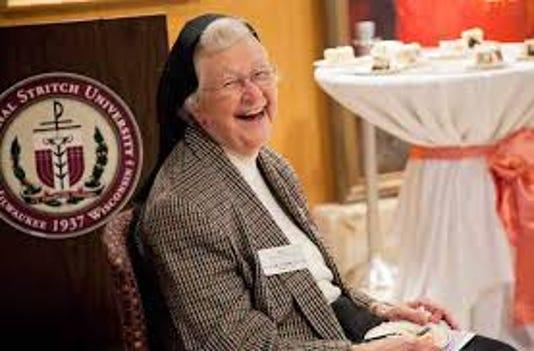 Sister Camille Kliebhan