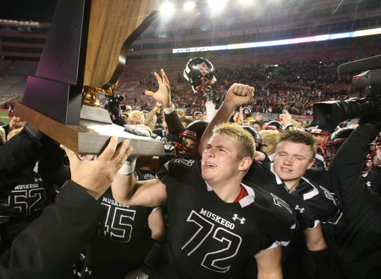 Here are the brackets for the entire Wisconsin high school football playoff field
