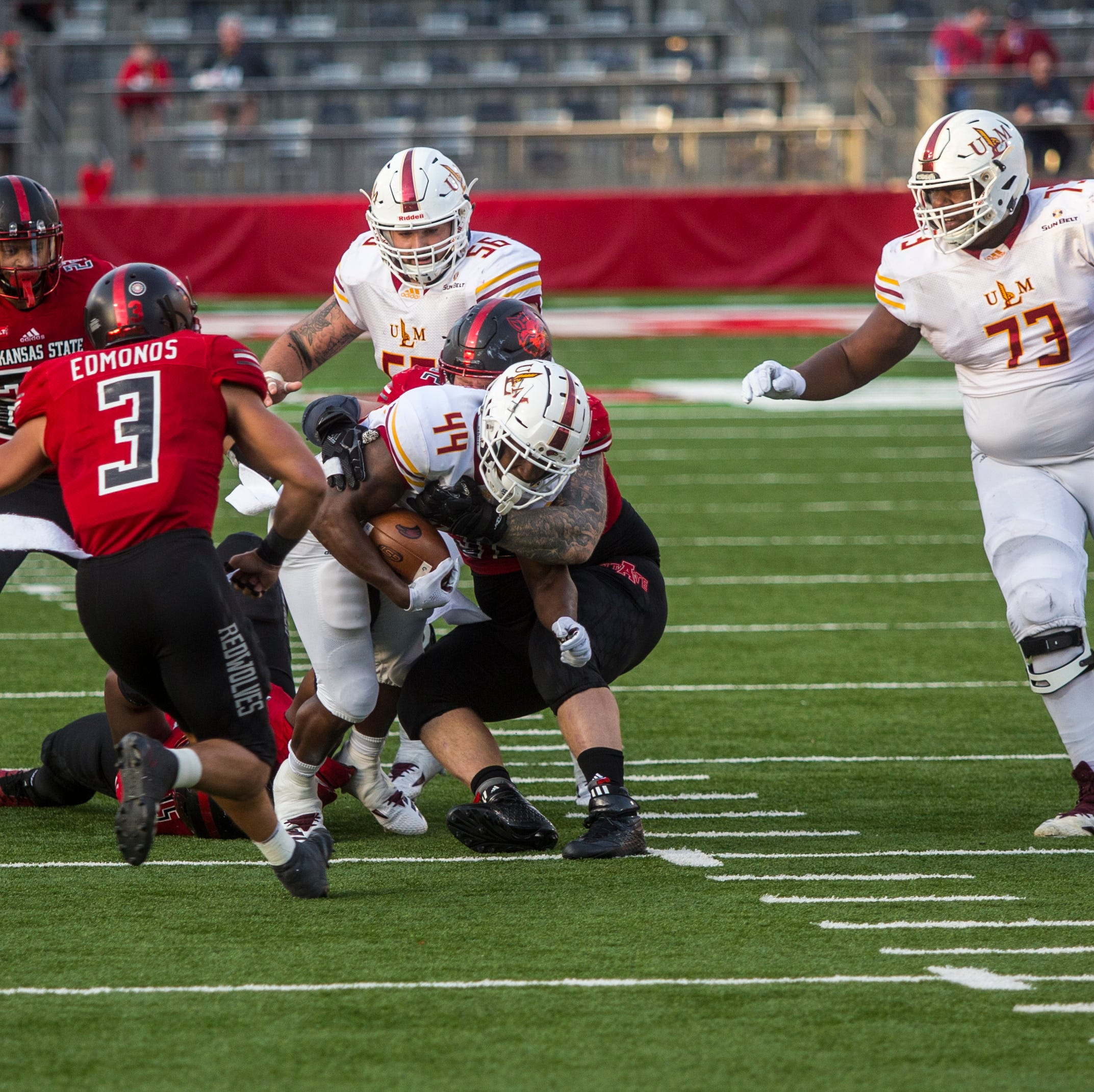 Dethroned: Arkansas State knocks Warhawks from Sun Belt perch