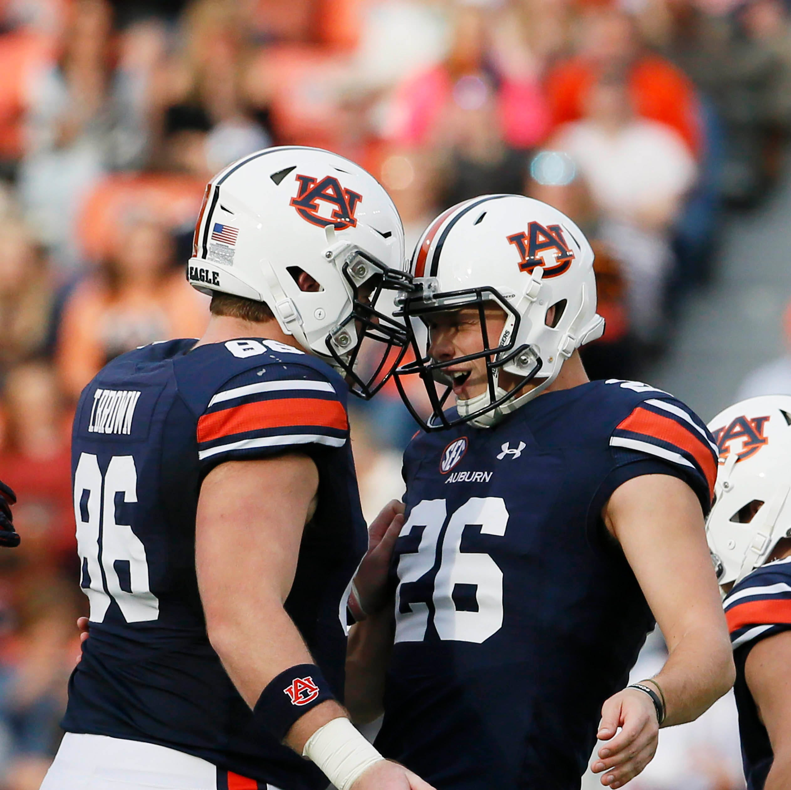 Auburn's domination of Liberty makes Alabama game look more interesting