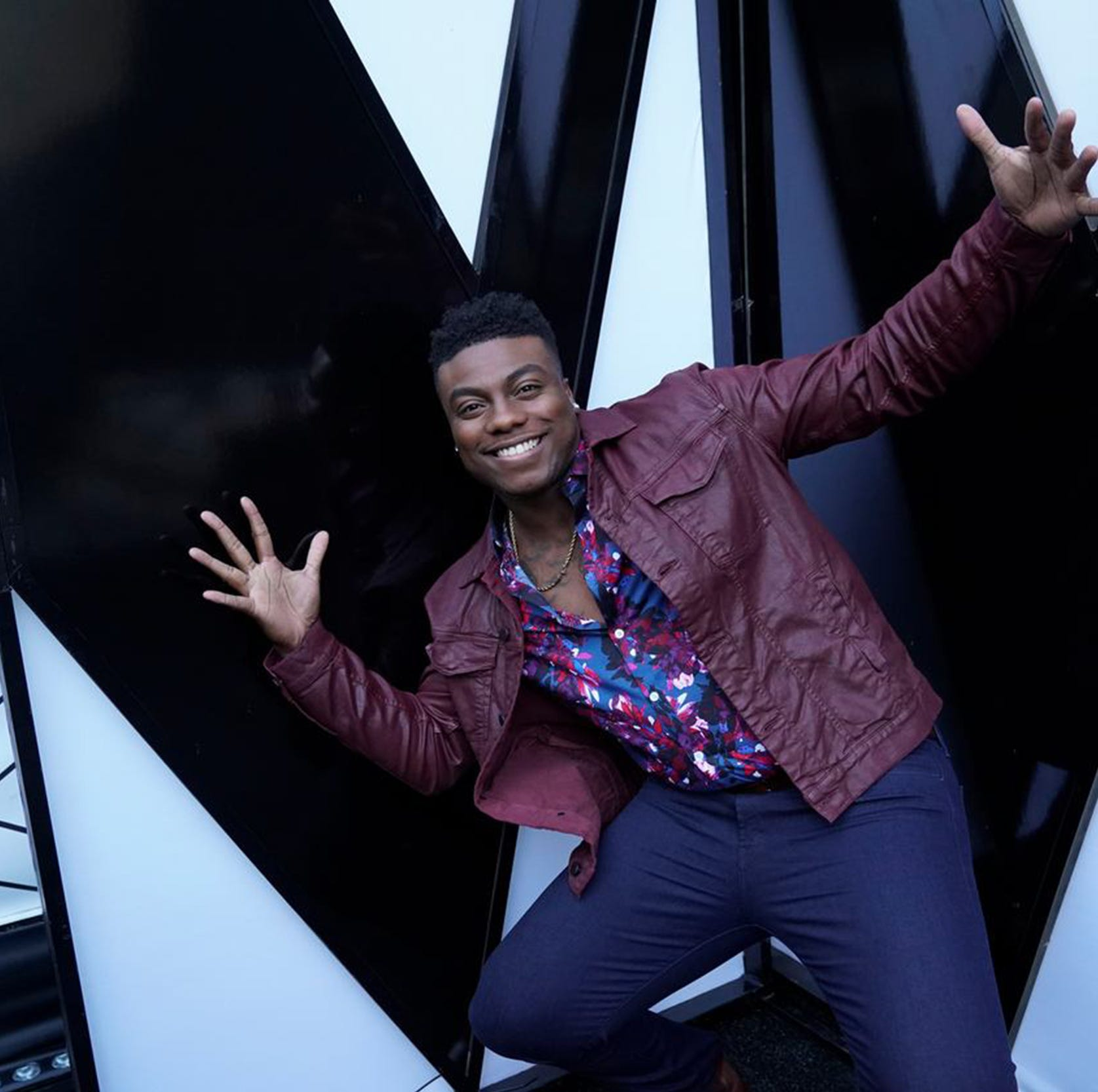 Montgomery's Kirk Jay thanks America for believing in him, making dreams come true on 'The Voice'