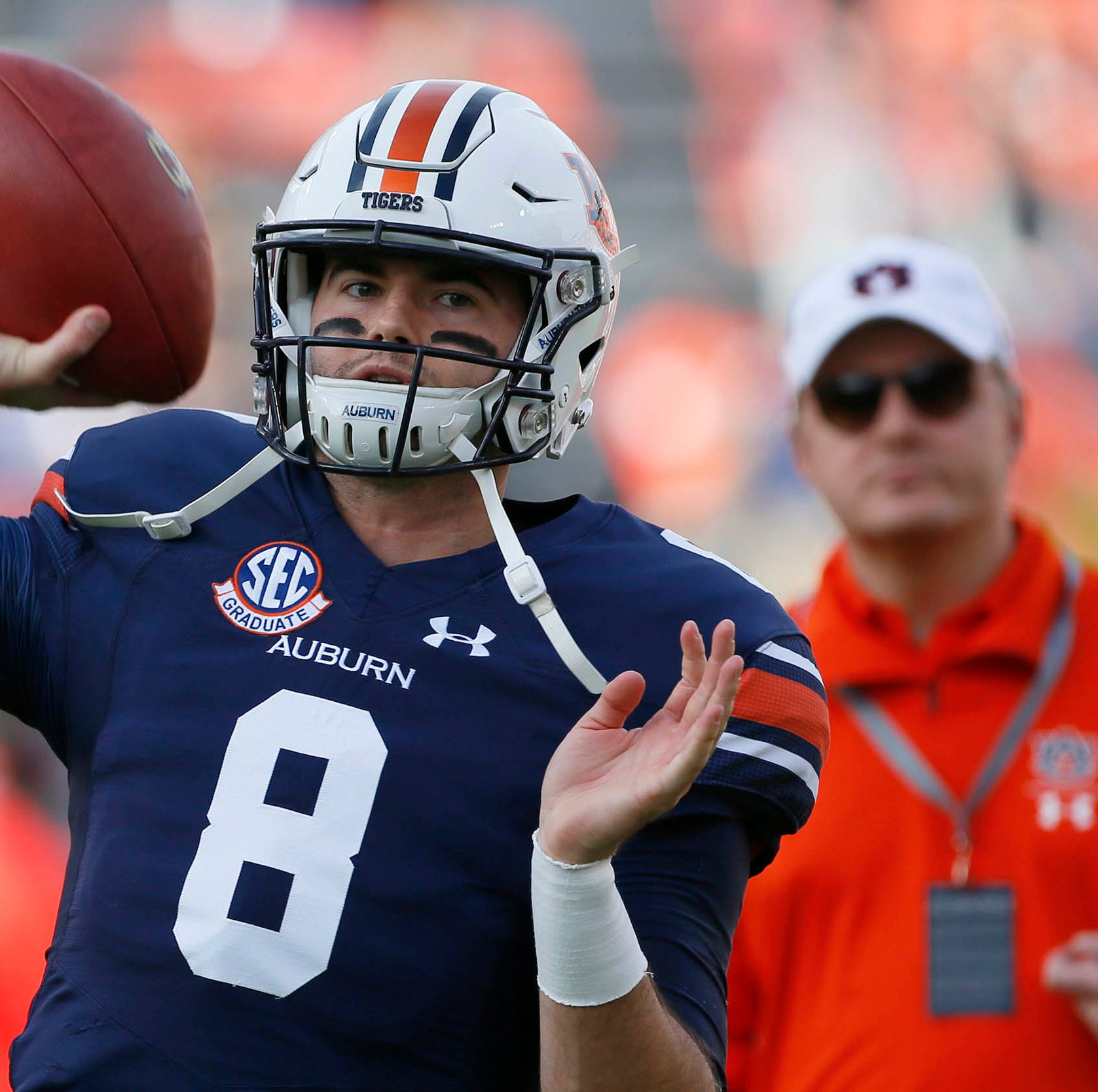 NFL Draft 2019: 3 facts on Jarrett Stidham, former Auburn quarterback