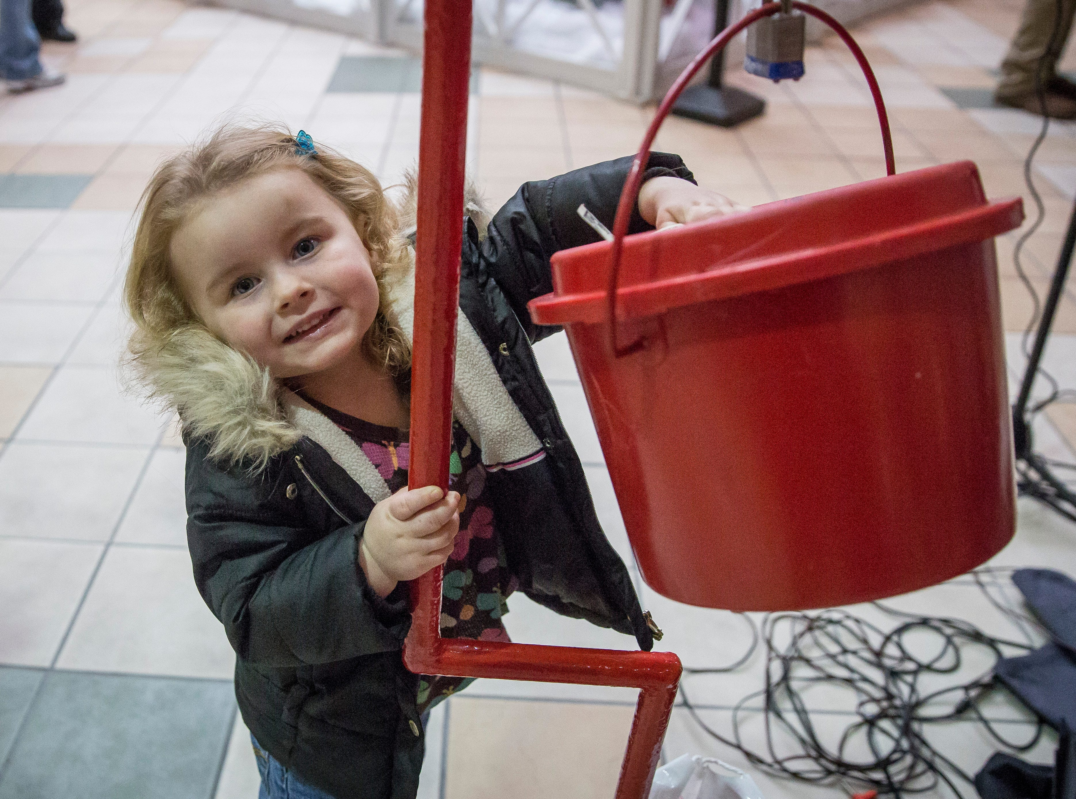 The Salvation Army's Red Kettle Campaign Kickoff