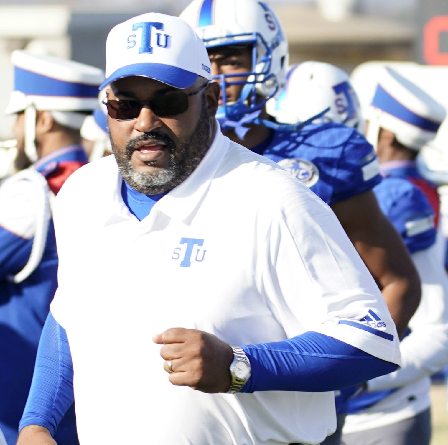 Tennessee State football coach Rod Reed's future in limbo after win over UT-Martin in OT