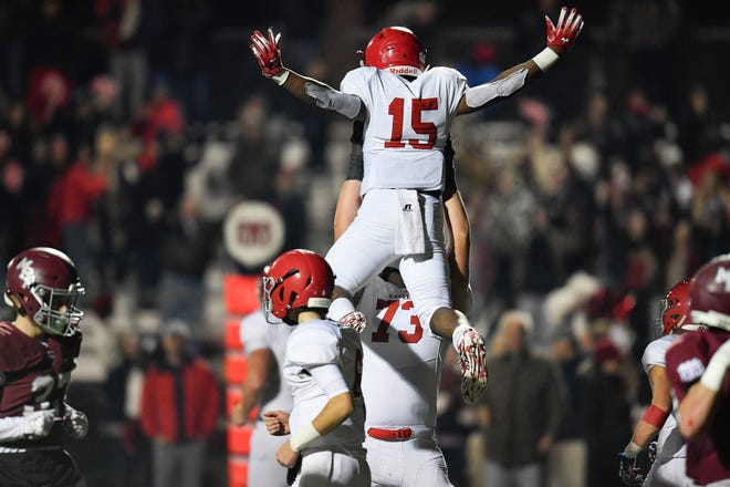 Brentwood Academy's Jordan James becomes the featured back with the graduation of Tomario Pleasant. James had 607 yards on 86 carries with eight touchdowns last year. He has offers from Louisville, Missouri, Nebraska, Tennessee and Vanderbilt.