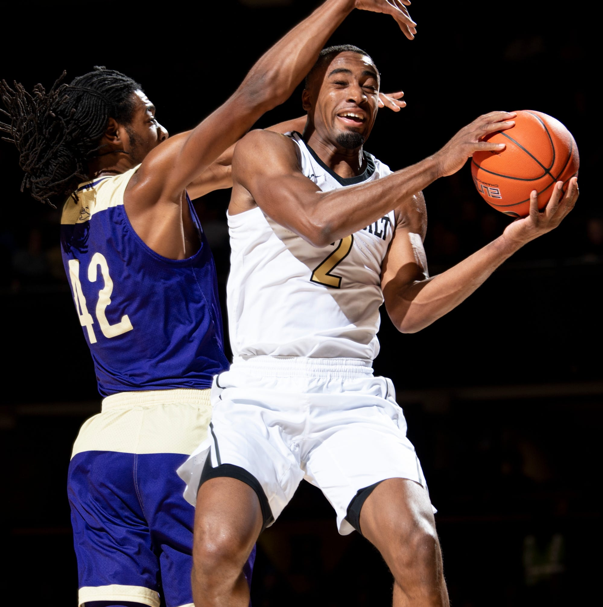 Vanderbilt basketball: Despite slow start, Commodores beat Alcorn State 79-54