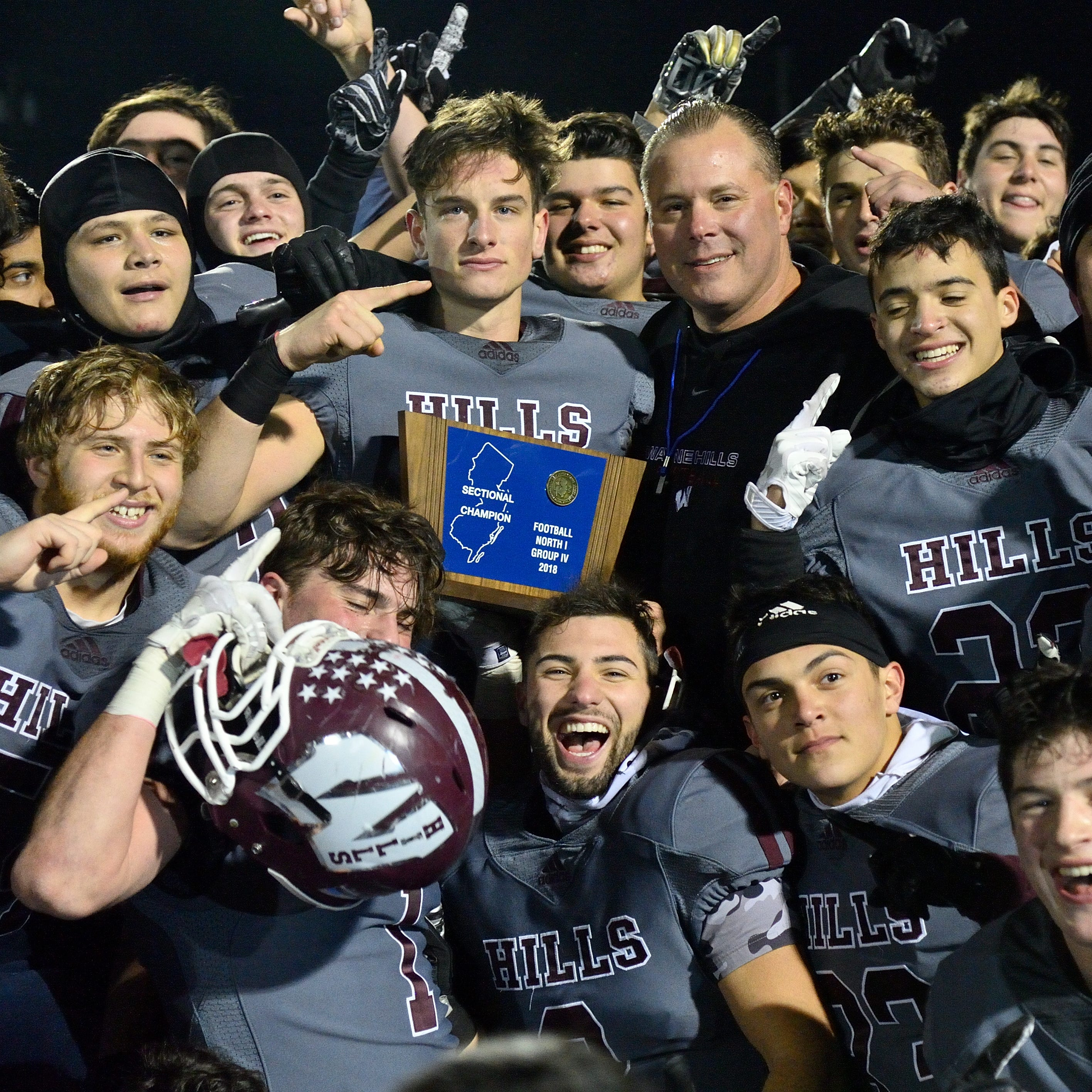 Wayne Hills football overcomes early deficit, edges NV/Old Tappan for sectional title