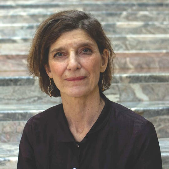 Former Maplewood resident Ann Goldstein