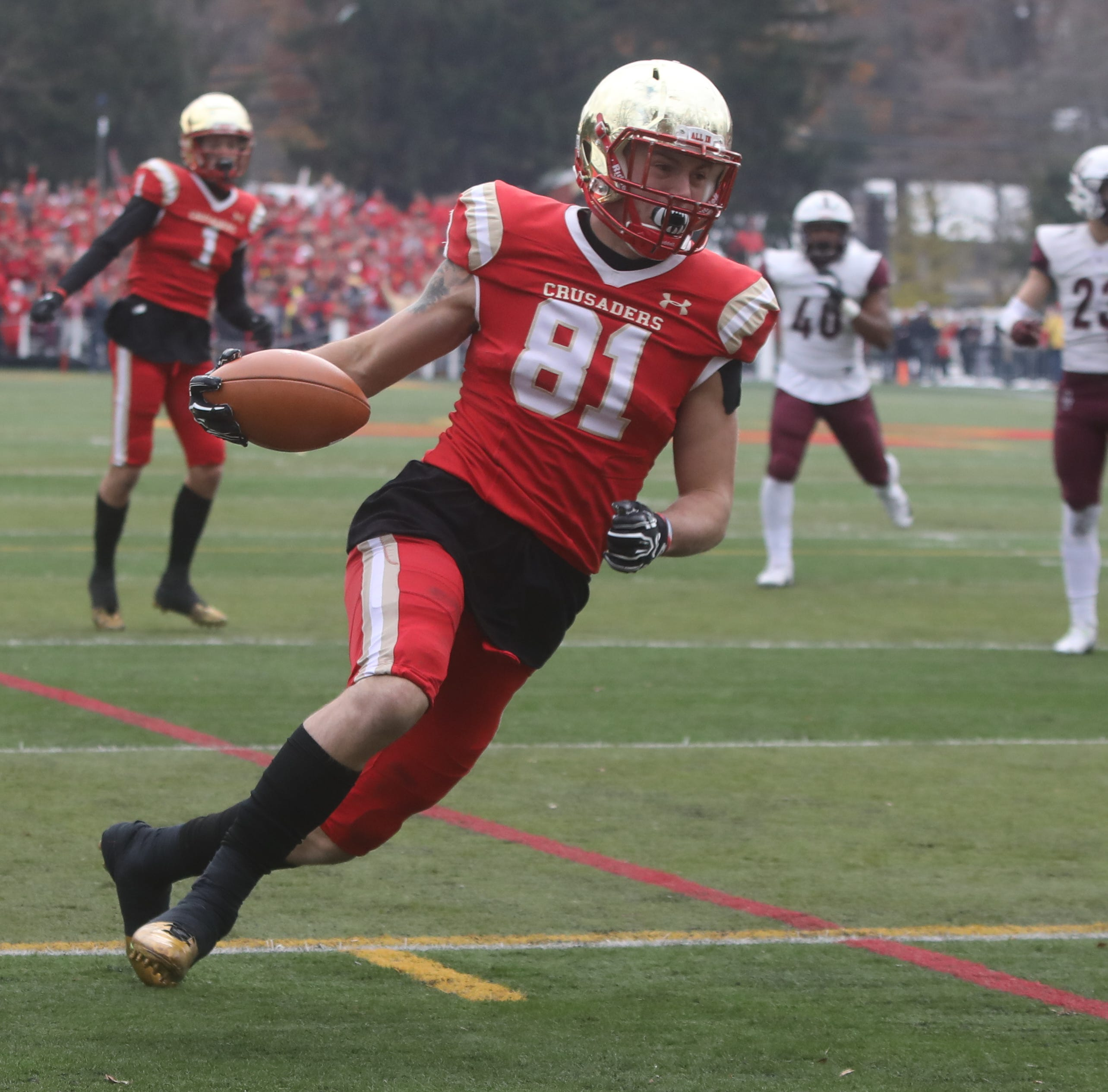 Bergen Catholic football rallies to defeat arch rival Don Bosco in Non-Public 4 semifinals