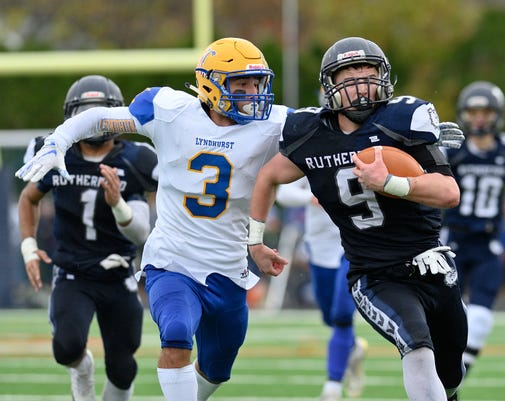 Football North 2 Group 2 Football Championship Game Lyndhurst At Rutherford