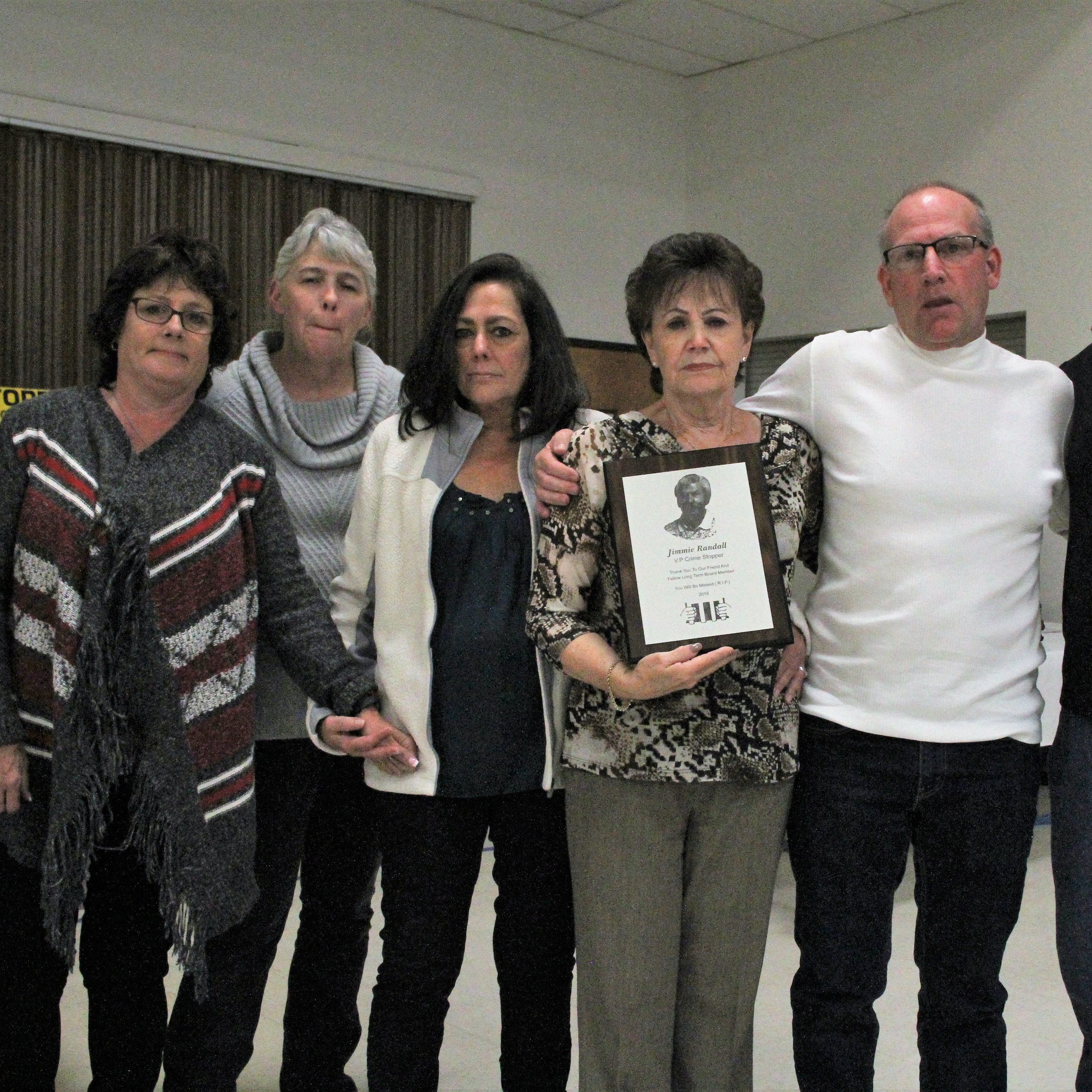 Otero County honors 3 Crime Stoppers at fundraiser dinner
