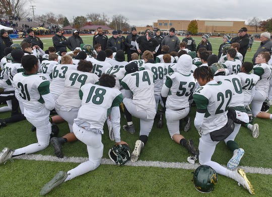 The season ends for Birmingham Groves with a loss to Warren DeLaSalle.