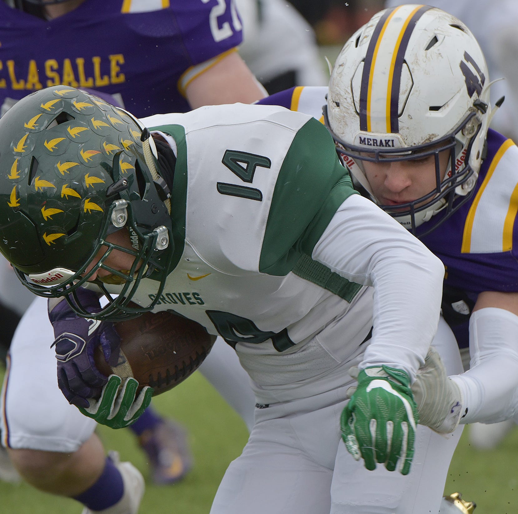 De La Salle's defense dooms Groves in Division 2 semifinal battle