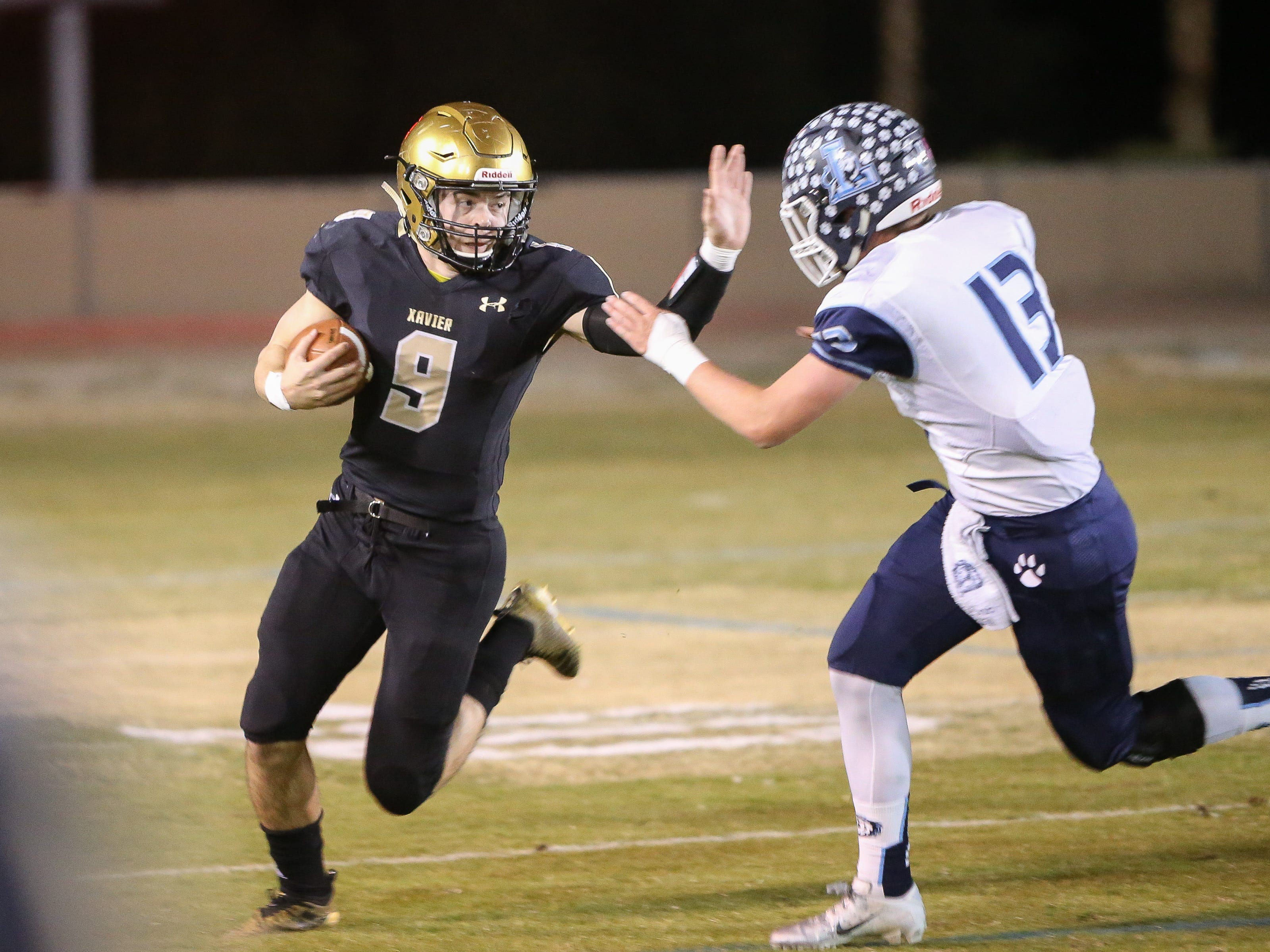 Why Fabrice Voyne committed to play football at Army