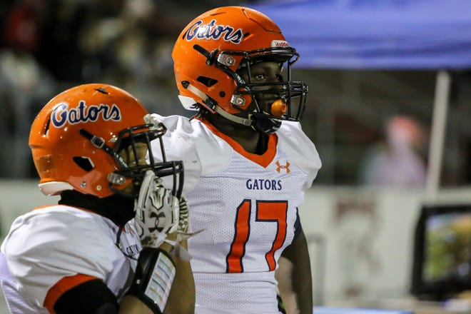 Tabari Taylor-Richardson (17) was offered by Georgia State, marking the first major blip on his recruiting timeline.