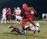 Pine Forest WR Von Hill is up to nine offers and is a 3-Star recruit.