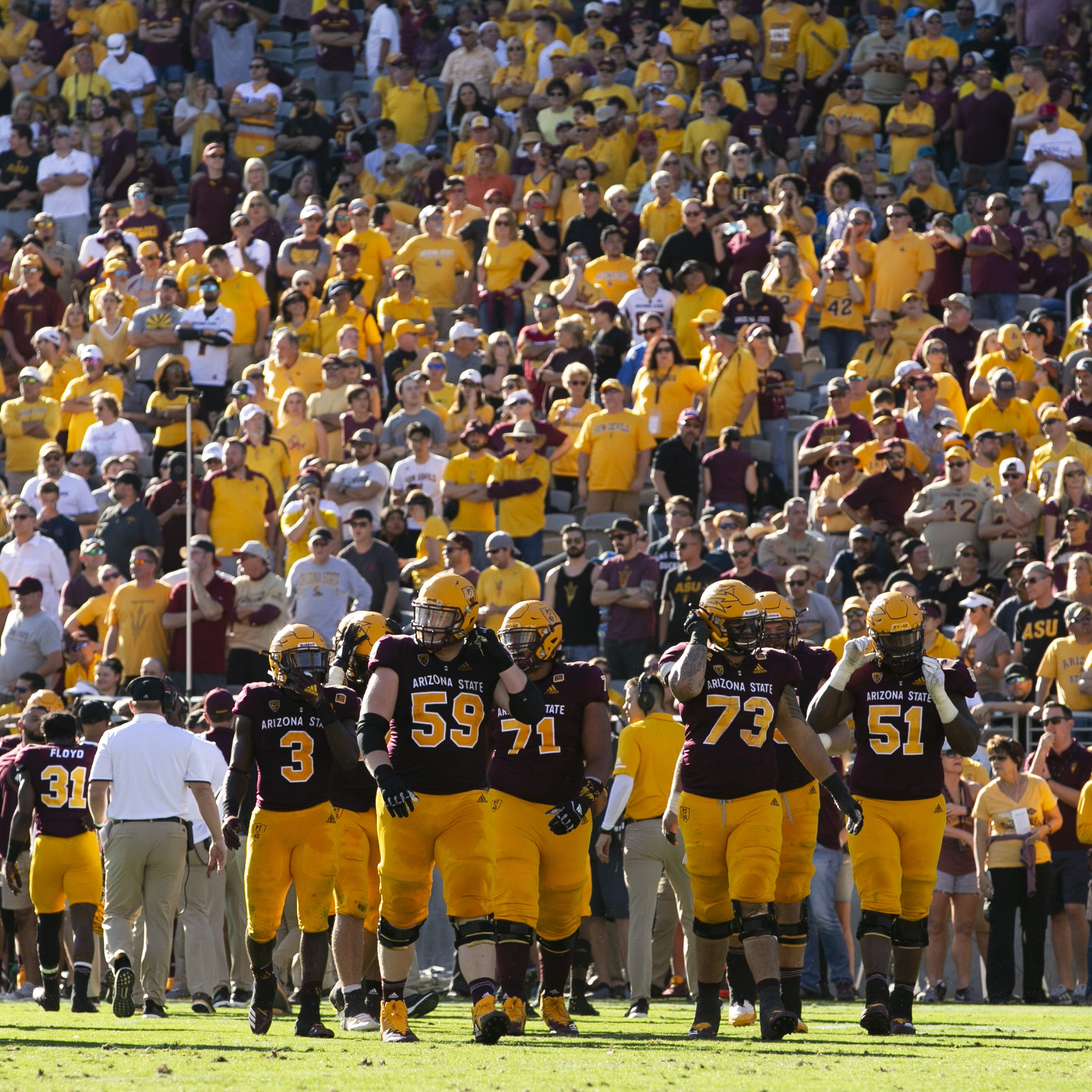 Here's how ASU could clinch the Pac-12 South